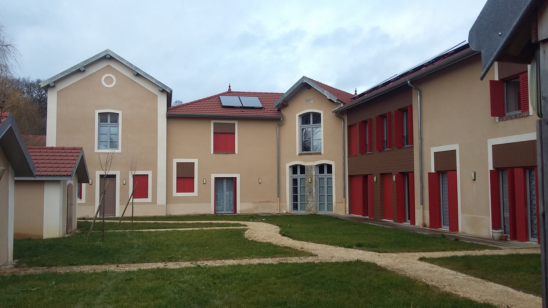 REHABILITATION DE LOGEMENTS